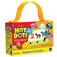 EDUCATIONAL INSIGHTS HOT DOTS JR. NUM…