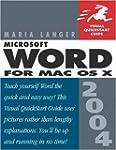 Microsoft Word 2004 for Mac OS X: Vis...