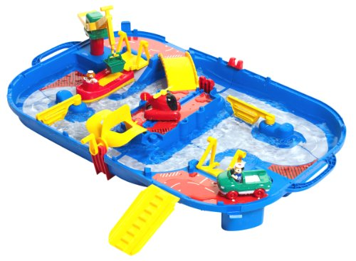 Cool Toys For Older Boys : Aquaplay portable aqualand