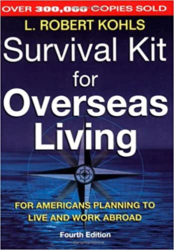 Survival equipment jobs overseas