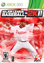 Major League Baseball 2K11(輸入版)