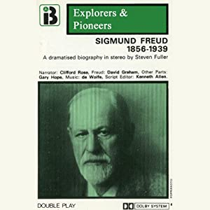 Sigmund Freud, 1856 - 1939 (Dramatised) Performance