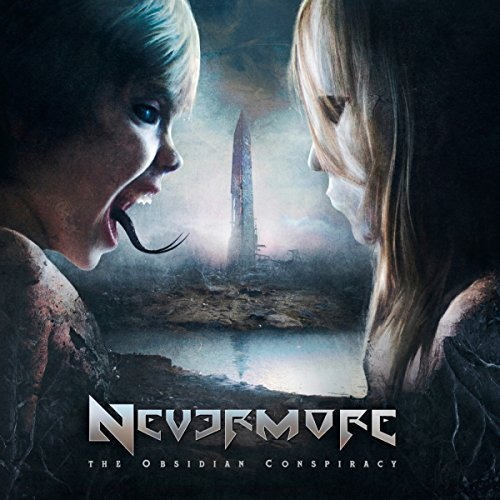 The Obsidian Conspiracy by Nevermore (2011-08-03)