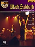Black Sabbath: Bass Play-Along Volume 26 (Hal Leonard Bass Play-Along)