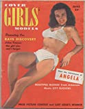img - for Cover Girls Models, vol. 1, no. 4 (June 1950) book / textbook / text book