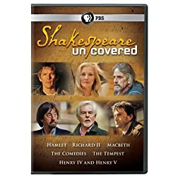 Shakespeare Uncovered Complete Set