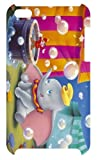 Dumbo Cartoon Fashion Hard back cover skin case for apple ipod touch 4 4th generation-it4du1005