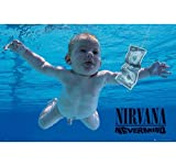 Nirvana - Nevermind Album Cover Art Print Poster
