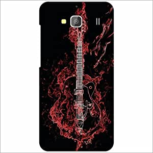 Redmi 2 Back Cover - Guitar Designer Cases