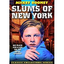 Slums Of New York aka Sin's Payday