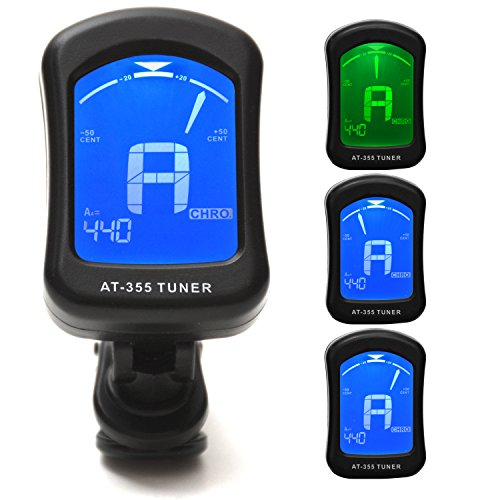 elagon-at-355-lightweight-sturdy-clip-on-multi-instrument-tuner-multi-tuning-modes-for-guitar-bass-u