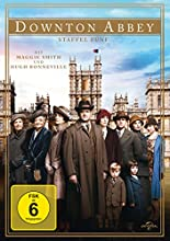 Downton Abbey - Staffel fünf [4 DVDs]