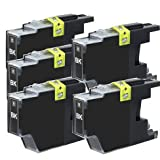 5-PACK Brother Compatible LC75