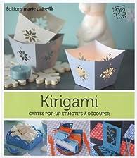 Kirigami Cartes Pop Up Et Motifs à Découper Babelio