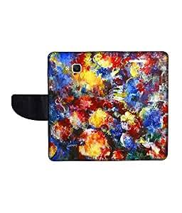 KolorEdge Printed Flip Cover For Xiaomi Redmi 2 Multicolor - (1477-47KeMLogo10484Redmi2)