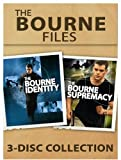The Bourne Files:  3-Disc Collection