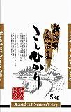 【精米】新潟県魚沼産 白米 こしひかり 5kg  『平成22年度産 新米』