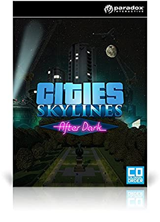 Cities: Skylines - After Dark DLC [Online Game Code]