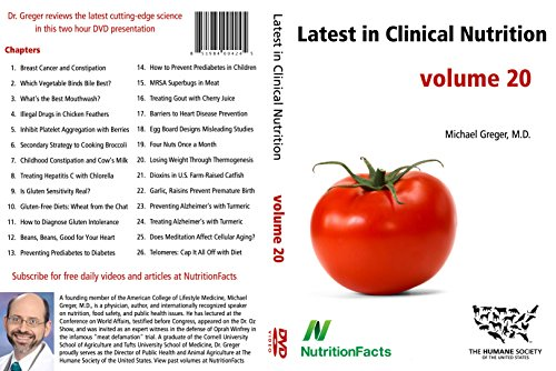 Latest In Clinical Nutrition Volume 20
