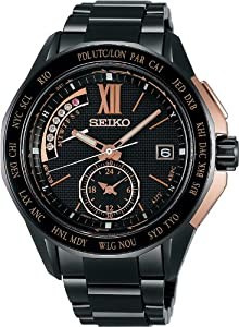 Buy Seiko Watch Brightz Limited Solar Radio-corrected Saga115 Japan Import by Seiko
