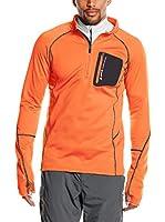 Peak Mountain Camiseta Técnica Cerun (Naranja)
