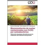 Biorremediación de suelos contaminados con Cr(VI) por actinobacterias: Utilización de plantas alimenticias para...