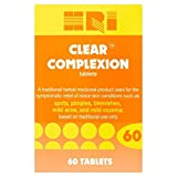 HRI Clear Complexion Tablets (60)
