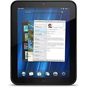 HP TouchPad Wi-Fi 32 GB Tablet Computer