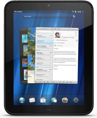 HP TouchPad Wi-Fi 16 GB 9.7-Inch Tablet Computer
