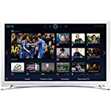 Samsung UE32H4510 32-inch Widescreen HD Ready LED Smart TV with Built-In Wi-Fi and Freeview HD (White) (discontinued by manufacturer)
