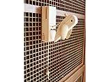 【carpenter】可愛い木製ドアベル/チャイム/DIY/啄木鳥/プレゼント/贈り物