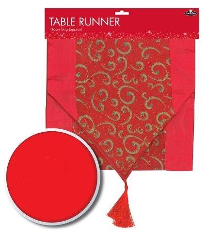 north-star-camino-de-mesa-para-fiestas-de-navidad-con-acabado-satinado-brillo-disponible-en-3-colore