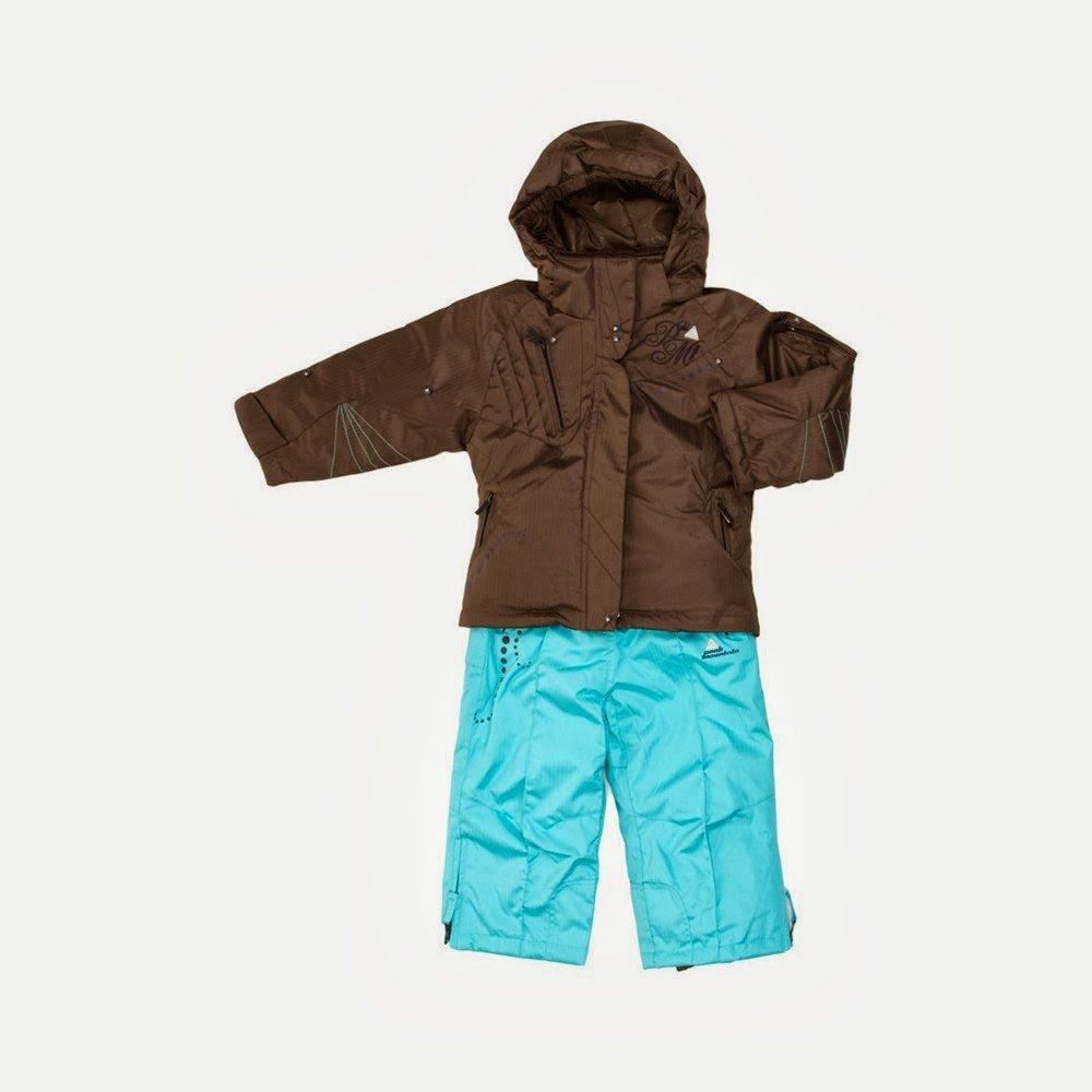 Peak Mountain Skianzug Mädchen 3/8 FAZLY kaufen
