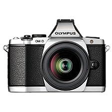 Olympus E-M5 OM-D Systemkamera, 16 MP