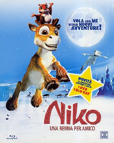 Niko - Una renna per amico(+DVD)