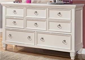 White Dresser - Signature Design by Ashley Furniture