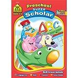 Preschool Scholar: Super-Deluxe! Workbooks