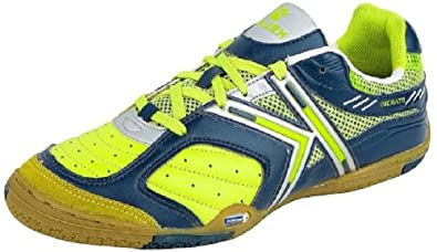 INDOOR PRO - KELME STAR 360? - USA Size 6.5 [Apparel] Lime-Navy Lima Y Marino 614 Size 6.5 D(M) US