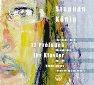 12 Preludes - CD