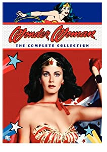 Wonder Woman The Complete Collection by Warner Home Video