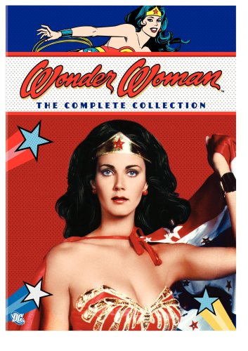 Wonder Woman: Complete Series Collection [DVD]