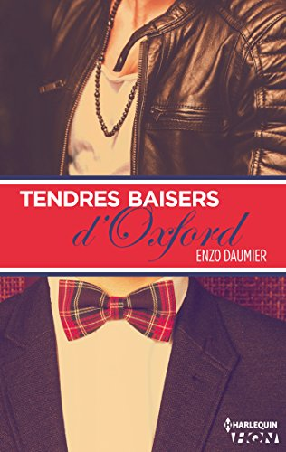 Tendres baisers d'Oxford (HQN)