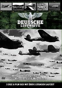Die deutsche Luftwaffe Box (3 DVDs)