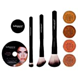 Bellapierre Cosmetics Get Started Foundation Make-up Kit, Deep
