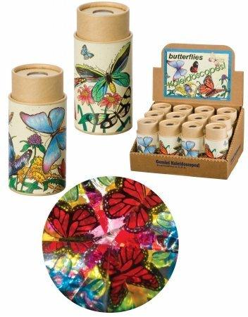 Toysmith Butterflies Kaleidoscope - 1