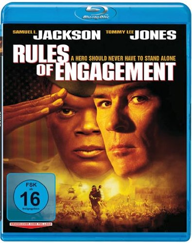Rules of Engagement [Blu-ray]