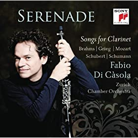 Serenade - Songs For Clarinet