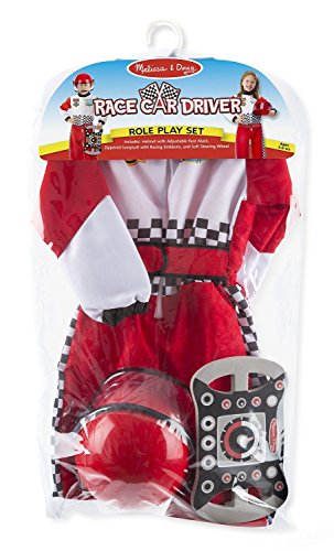 Melissa & Doug Race Car Driver Toy