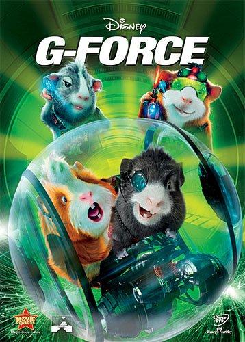 Миссия Дарвина \ G-Force (2009) онлайн