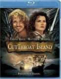 Image de Cutthroat Island [Blu-ray]